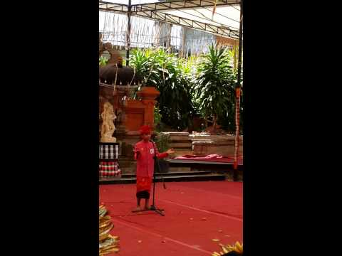 Lomba Utsaha Dharmagita Prov.Bali