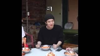 [sf9 태양 휘영 찬희] 맛은 보장되는 태양표 비빔국…
