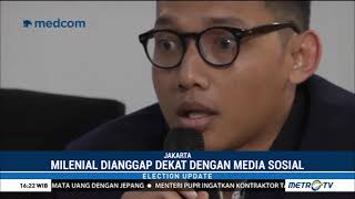 Download Video TKN Jokowi-Ma'ruf: Milenial Harus Waspada Hoaks di Pemilu 2019 MP3 3GP MP4