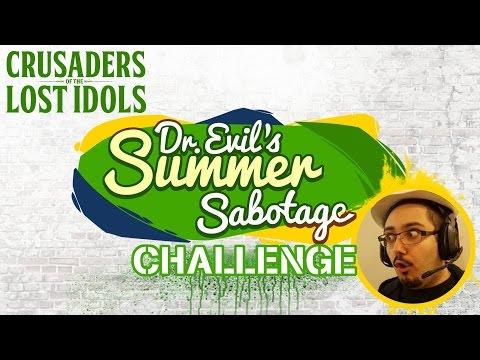"""Crusaders """"Dr.Evil's Summer Sabotage"""" Event Race! (FULL UNCUT)"""