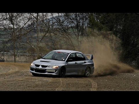 mitsubishi evo viii vs subaru impreza sti wrx sand. Black Bedroom Furniture Sets. Home Design Ideas
