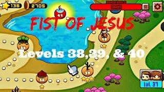 Fist Of Jesus EP15(PC) Levels 38,39,40 - Walkthrough