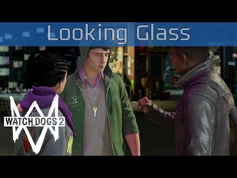 Watch Dogs 2 - Looking Glass Walkthrough [HD 1080P]
