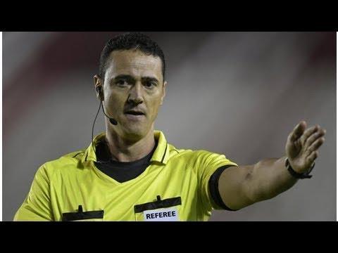 Los dos errores del Wilmar Roldán en el partido Inglaterra-Túnez