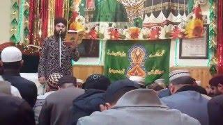 Hafiz Ahmad Raza Qadri - Chamak Tujh Se Paate Hai - Annual Mehfil Milad-e-Mustafa s.a.w.