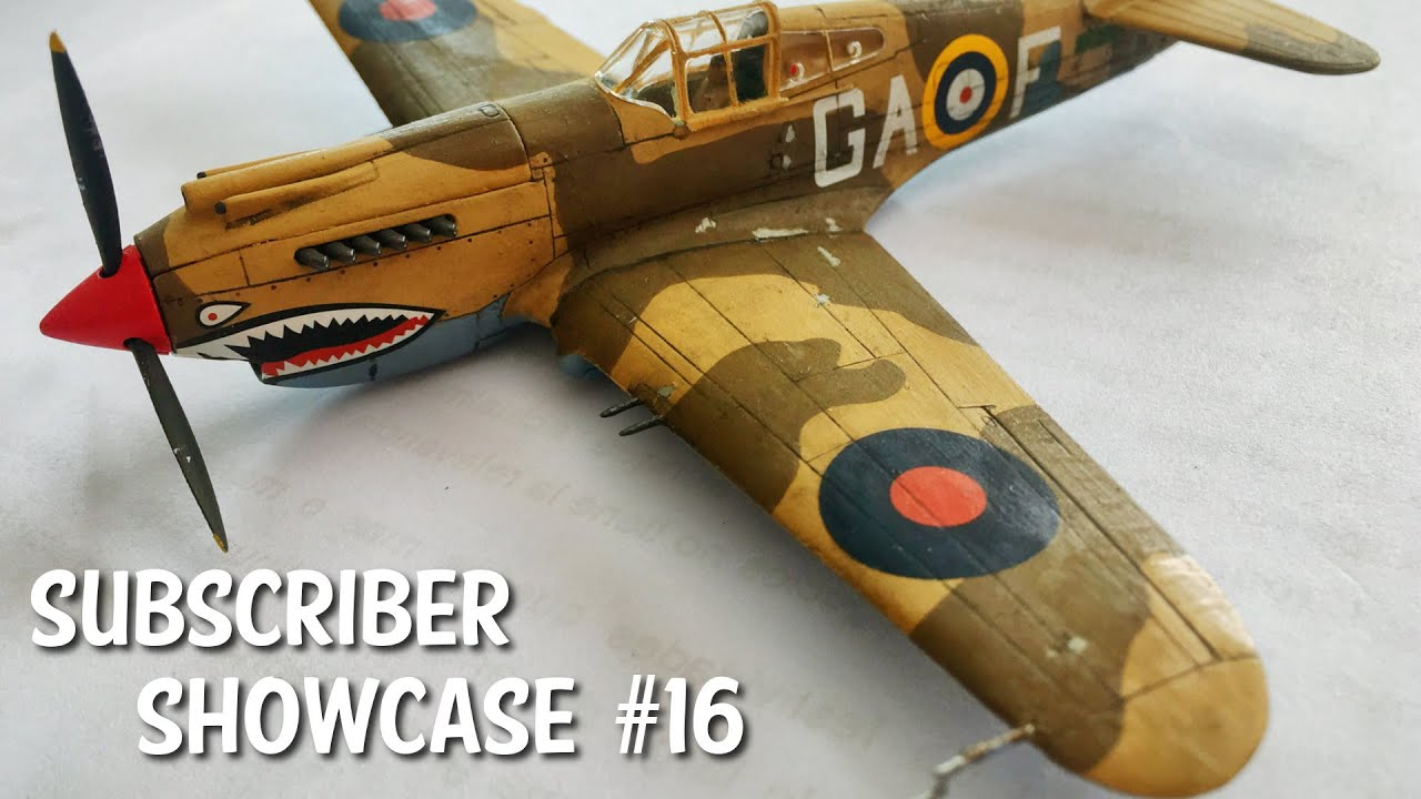 Subscriber Showcase #16! Your Amazing Model Kit Builds!