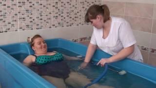 Гидромассажная ванна и душ Шарко
