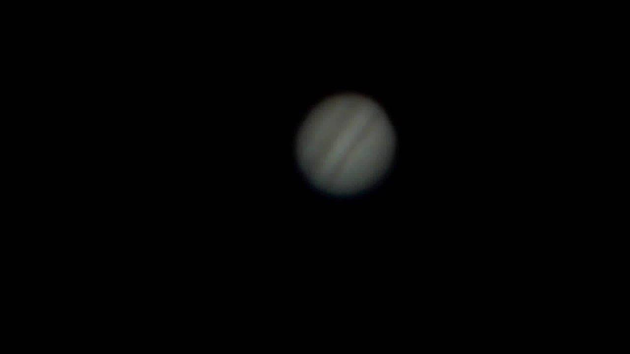 Jupiter Through 5 Celestron Nexstar 130 Slt Youtube