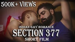 Section 377 | Short Film | Indian Gay Short Film | English Subtitle | Rajesh jha production |