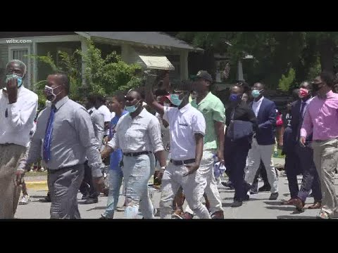 Million Man March in Columbia draws thousands