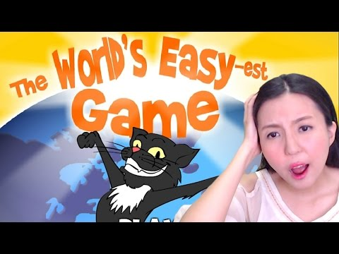 Can you beat the world's easy-est game?