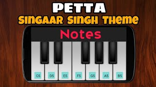 Singaar Singh Theme | Petta | Anirudh Ravichander