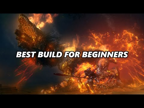 Best Build For Beginners (Bloodborne Guide)