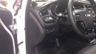 Kia Cee'd установка авточехлов на сидения и простая, недорогая шумоизоляция салона автомобиля