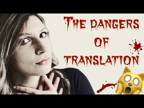 Why you should STOP TRANSLATING