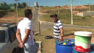 Câmara nas Ruas: Vereador Marquinhos do Leite visita o bairro Jardim Emília - 07/08/17