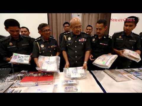 Authorities arrest MBI founder, seize more than RM2mil in cash, luxury cars