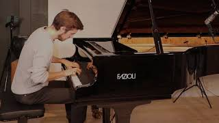 Trailer opus278 Konzerte: Dominic Chamot - SYDNEY INTERNATIONAL PIANO COMPETITION Recital Program