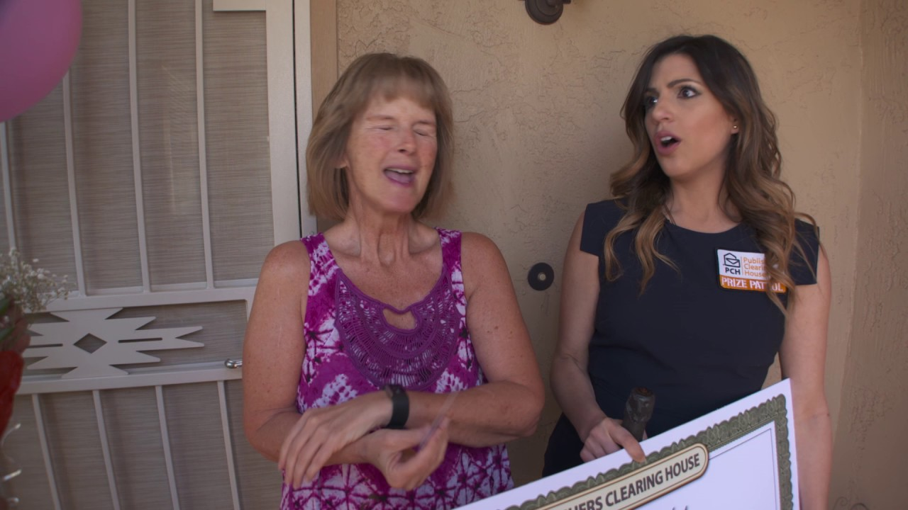 Dianne Bliss from Buckeye, Arizona wins $25,000 from Publishers Clearing  House