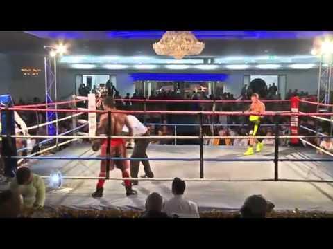 Luke Jackson vs Ruben Manakane- Once Upon a Time in Somerton II
