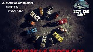 NEXT CAR GAME GAMEPLAY   COURSE STOCK CAR   BWS   FR