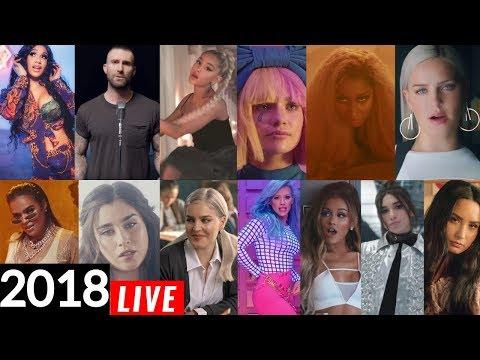Best  Mashup 2018 - Dua Lipa Maroon 5 Sia BTS 🎧 247 Mashup Radio