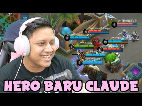 Mau Review Hero Malah Di Ajak Foto + Surrender - Mobile Legends Indonesia