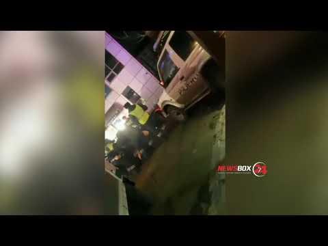 Жесткое задержание нарушителя в Владивостоке попало на видео