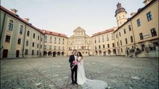 Свадьба для двоих в Несвижском замке
