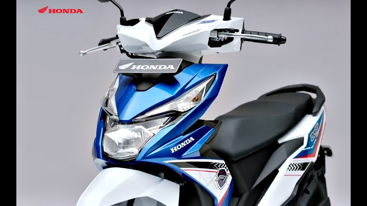 All New Honda Beat eSP 2016 features - YouTube
