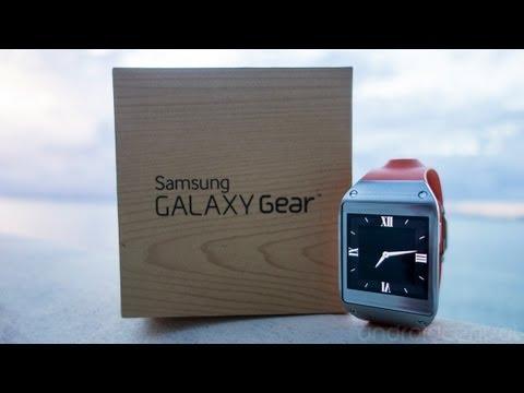 Samsung Galaxy Gear walkthrough redux