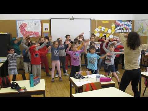 Ensaio Canção-Dança Missão Pijama 2017