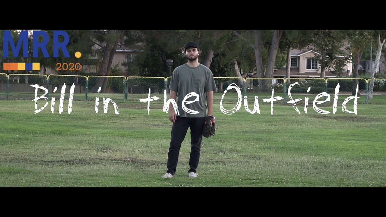 Bill in the Outfield - My RODE REEL 2020