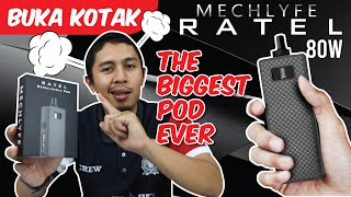 BUKA KOTAK MECHLYFE RATEL 80w [THE BIGGEST POD EVER] - THEVAPE…
