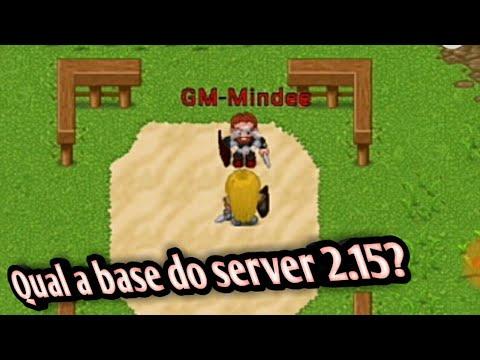 A Base Todo Server Atual E A Mesma Do 1.45 Emulado No Web Client