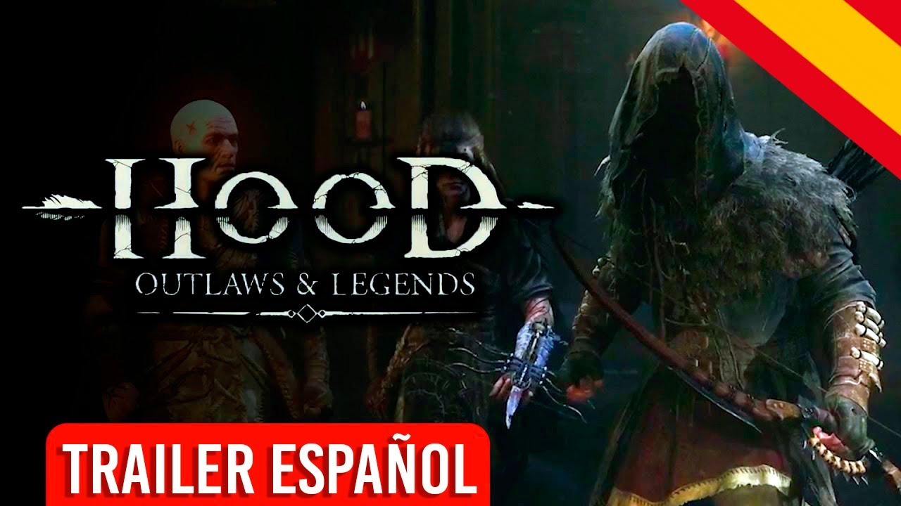 HOOD: OUTLAWS & LEGENDS TRAILER [ES]