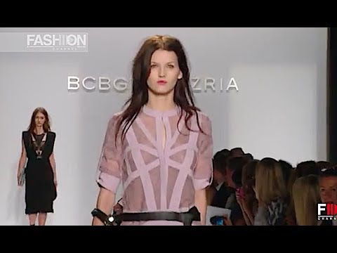 BCBG Spring Summer 2013 New York - Fashion Channel