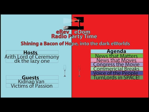 The E Party radio: Episode 74 The host is back