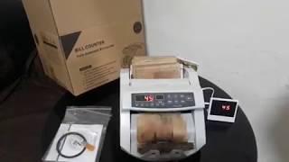 أصغر و أرخص و أفضل ماكينة عد لجميع أنواع النقدية و خاصة المتهالك 01111106868 Casseida مكنة عد