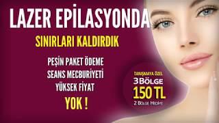 LAZER EPİLASYON KAMPANYA - ANTALYA
