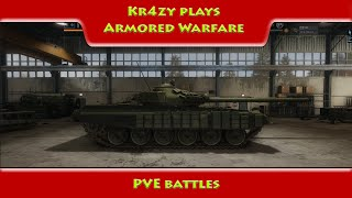 Armored Warfare - PVE - T-72A, BMD-1, C1 Ariete
