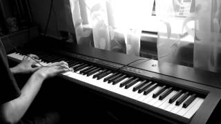 Bruno Mars - When I Was Your Man - acoustic Piano cover