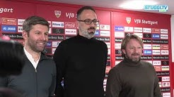 So will der neue Trainer Pellegrino Matarazzo mit dem VfB aufsteigen
