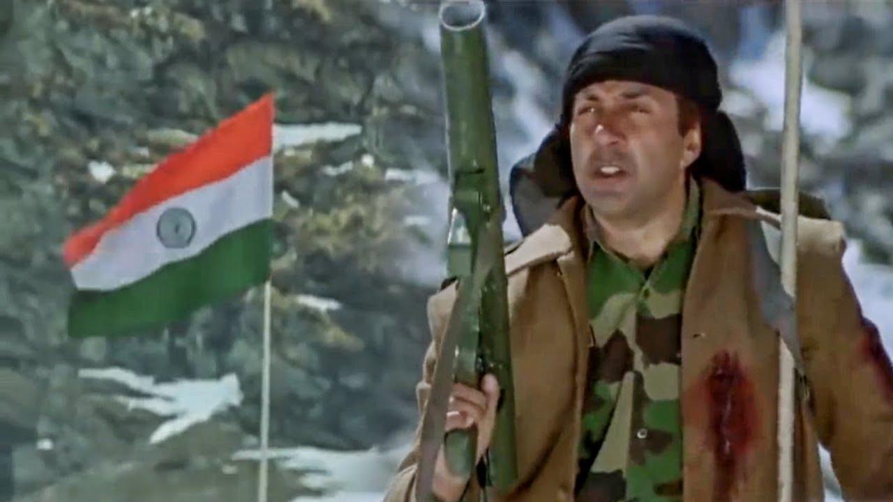 कैसे सनी देओल ने अपने देश को आतंकवादी हमले से बचाया और गर्व से कश्मीर पर हिंदुस्तान का झंडा लहराया