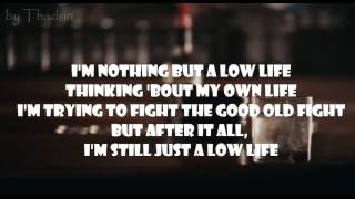 X Ambassadors - Low Life ft. Jamie N Commons, A$AP Ferg LYRIC HD