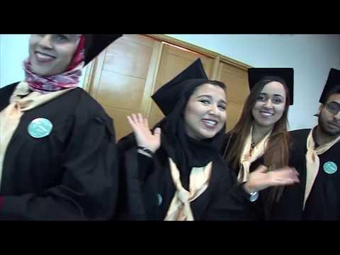la 13 éme cérémonie de remise des diplômes  ENSAO 2015 2016