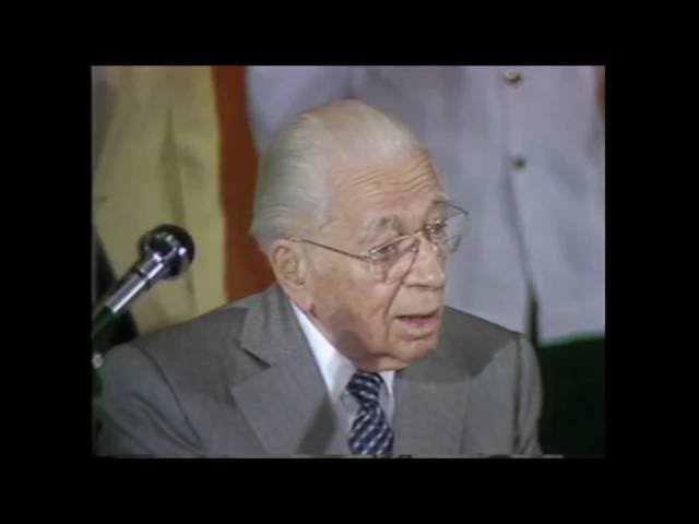 What is the Key to World Peace with Herbert W Armstrong