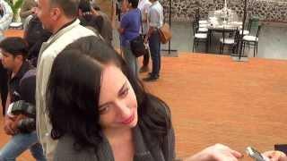 JUAN PABLO MEDINA - MARIANA TREVIÑO - ENTREVISTA - AMOR DE MIS AMORES - CLAQUETAZO