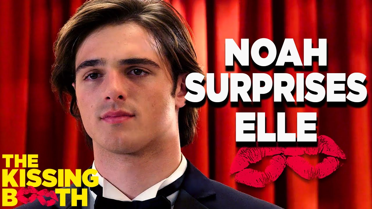 Download Noah Surprises Elle at Prom | The Kissing Booth