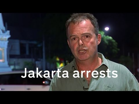 Indonesia: police identify militants linked to Jakarta attack